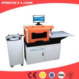 machine à cintrer d'acrylique de 0.3-1.2mm de lettre en aluminium de PVC avec du ce