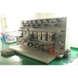 Etiqueta automática/cinta/película siete estaciones Máquina de troquelado rotativo