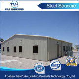 Niedrige Kosten-Fertiglager-Werkstatt im Stahlkonstruktion-Entwurf