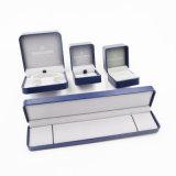 Exporteur van het Plastic Vakje van de Juwelen van het Document van de Kunstleer (j104-e)