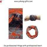 Trekking desfrutar a vida lenços de Impressão Digital Headwear Tubular Respiráveis Secar rapidamente (YH-HS195)