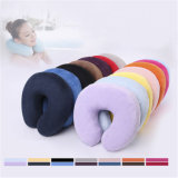 Diseño de suaves almohadas de espuma de memoria de viajes