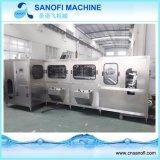 Remplissage d'eau potable de position de 5 gallons/chaîne de production