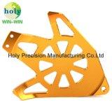 Parti anodizzate della motocicletta del coperchio del lato di protezione del motore della lega di Customerized