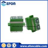 De goedkope Optische Adapter van de Vezel van de Prijs Sc/FC/LC Simplex DuplexSm mm