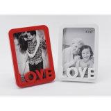 Эбу системы впрыска любви рамка для фотографий в белый и красный цвет