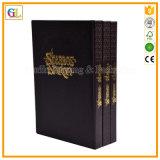 Impression de livre de livre À couverture dure de bonne qualité (OEM-GL034)