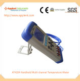 USBインターフェイス(AT4208)が付いている携帯用データ自動記録器
