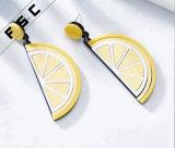 Самый последний лимон ювелирных изделий способа качает серьги для женщин