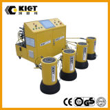 PLC 두 배 임시 주파수 Coversion 통제 동시 드는 시스템