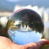 La alta definición bola de cristal transparente, hecha con materiales avanzados de K9, especialmente para la fotografía