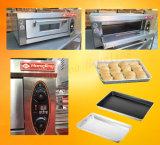 Ökonomische Bäckerei-Geräten-einzelne Plattform-elektrischer Ofen für Verkauf