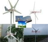 400W 24V Generator van de Wind van gelijkstroom de Kleine met Hybride Controlemechanisme