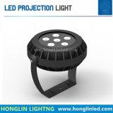 Riflettore Bestselling di figura 18W LED di Intiground Sun di illuminazione di paesaggio