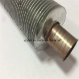 Qualitäts-Aluminium hartgelötetes Flosse-Gefäß für Wärmetauscher