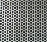Strato del foro di perforazione dell'acciaio inossidabile