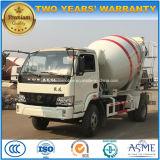 Yuejin 4X2 LKW des Betonmischer-LKW-4 des Quirl-M3