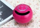 Круговая миниая беспроволочная коробка диктора Bluetooth