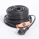 配水管の暖房ケーブルが付いている電気ヒーターの部品