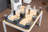 Profilo di alluminio di stile del divisorio moderno dell'ufficio per il muro divisorio