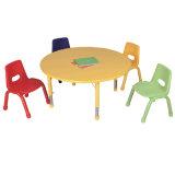 جديدة مادّة روضة أطفال حزب ثبت طاولة بلاستيكيّة وكرسي تثبيت, لعبة لعبة طاولة