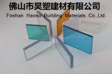Matériaux 100% de toiture solides d'UV-Enduit des matériaux 50um de Bayer de feuille de PC direct d'usine