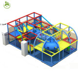 Equipamento interno macio personalizado do campo de jogos dos miúdos grandes