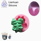 Gomma di silicone liquida di RTV per il modanatura del sapone