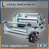 Commande du calculateur automatique de rouleau de papier autocollant étiquette trancheuse rembobineur