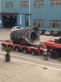 Grande fundição de aço com 150 toneladas máximas