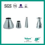 高品質の衛生ステンレス鋼の同心の締め金で止められた減力剤