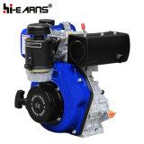 Motore diesel con il filtro dell'aria del bagno dell'olio dell'asta cilindrica della scanalatura (HR170F)