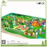 Equipamento interno do campo de jogos das crianças comerciais feitas sob encomenda para a venda
