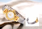 Малые моды женщин Quartz часы с ОС Snow Leopard Diamond Dial дизайн