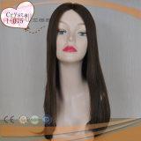 Brasilianische Jungfrau-Haarbrown-Farben-Perücke (PPG-l-01714)