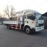 Sinotruk HOWO 8/10/12 Tonnen-LKW eingehangener Kran
