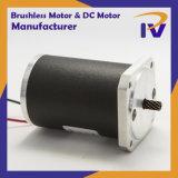 Motor de la C.C. del cepillo de la eficacia alta 24V-36V 20W-60W para el universal