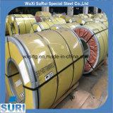 La norma ASTM 201 202 304 321 316L 309S 310S de 410 420 430 409 2205 2507 Ba 2b laminados en frío N° 1 bobinas de acero inoxidable laminado en caliente