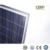 Livelli eccezionali di comitato solare policristallino di Cemp 270W PV di prestazione