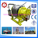 Explosion-Proof 1.2 Tons Single Drum Tugger Hoist for Coal Undermines Applications