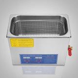 Brand New 6 litre nettoyant numérique par ultrasons en acier inoxydable W/ support et le système de drainage