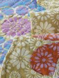 Настраиваемые Prewashed прочного удобные кровати стеганая 1-х покрывалами Coverlet для 62