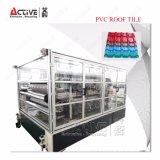 PVC波形の屋根ふきか艶をかけられたプラスチックタイルの放出機械