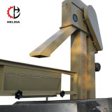 容易な操作の穀物の石取り機機械か移動式穀物の洗剤または水田のシードの洗剤
