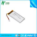 China Proveedor Batería recargable de 3,7V 1000mAh de polímero de litio 102050 para la pequeña Helicóptero, GPS, MP3, MP4...