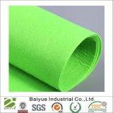 Needle Punched Not Woven Fabric Polyester Color Felt