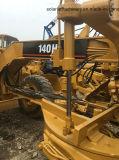 Utilisé de niveleuse à moteur Caterpillar 140H utilisé cat niveleuse 140h