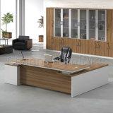 新しい1.8m CEOのオフィス表の木の管理の机(CAS-ED31413)
