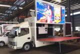 Vehículo al aire libre de Dongfeng 4X2 LED con la etapa de la promoción