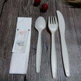 Комплект Cutlery Eco Biodegradable устранимой майцены содружественный